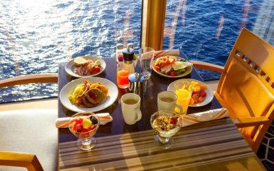 TOP CRUISE FOOD AND DINING EXPERIENCES: Adventures in Fine Dining, Eating, Drinking, and Learning
