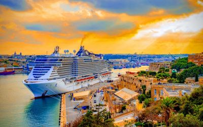 TOP MEDITERRANEAN CRUISES:  Destinations, Ports, Itineraries, and Resources